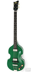 hofner gold label green 500-1 bass