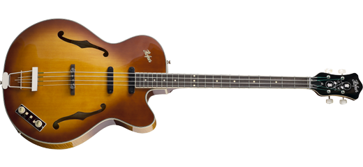 Hofner President model 500/5 CT Bass for sale