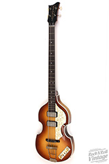 hofner 500/1 b stock 61 german violin bass