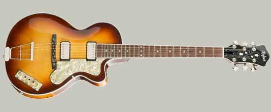 Dating hofner guitars