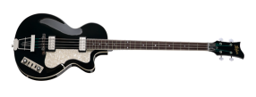 black hofner CT club bass
