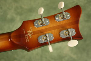 hofner 61 reissue beatles bass headstock