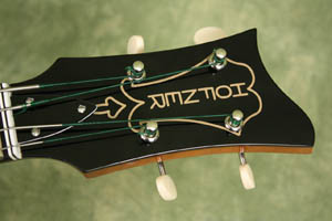 another headstock shot or the 1961 Hofner bass