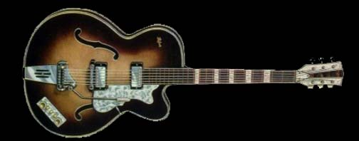 1964 hofner congress